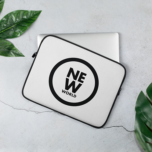 New World Laptop Sleeve