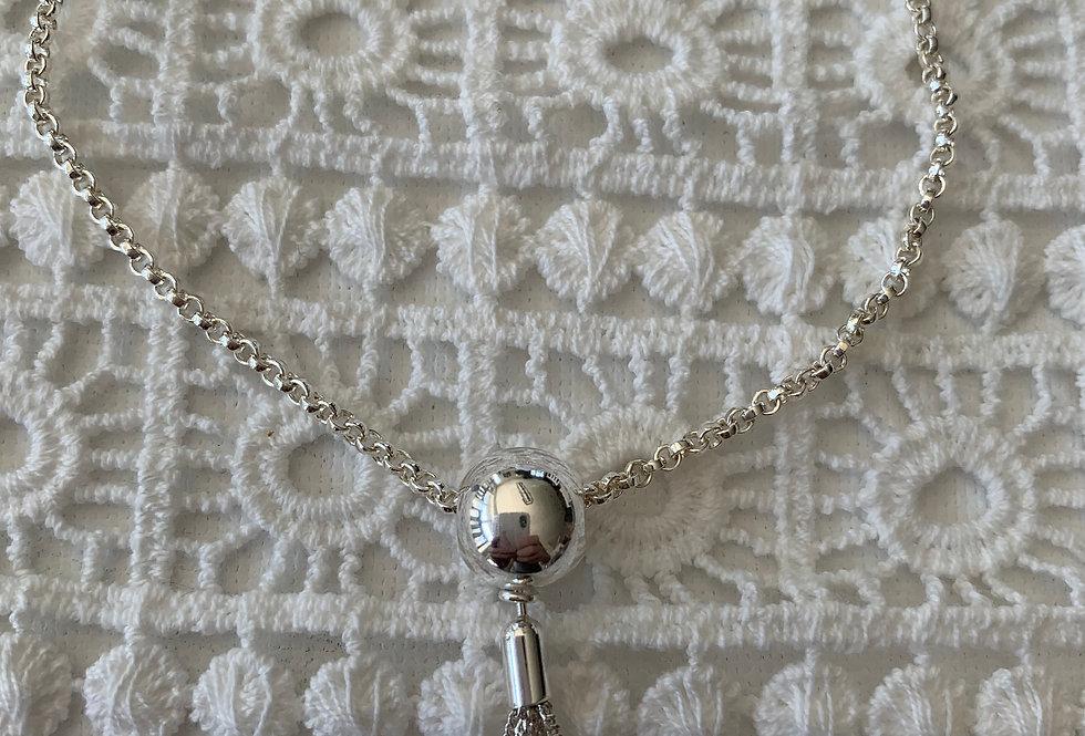 S.S. Tassel Necklace