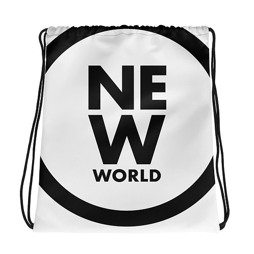 New World , Drawstring bag