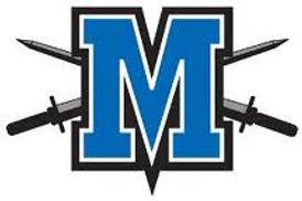 """McCallum HS """"M"""" logo"""