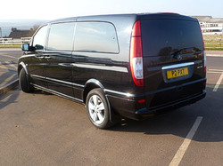 Luxury mini bus hire, Forest of Dean