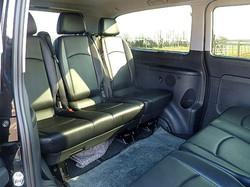 Luxury, air conditioned, interior
