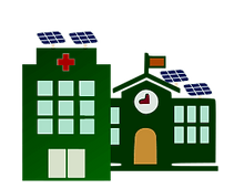 Solar for Institutes and organisations