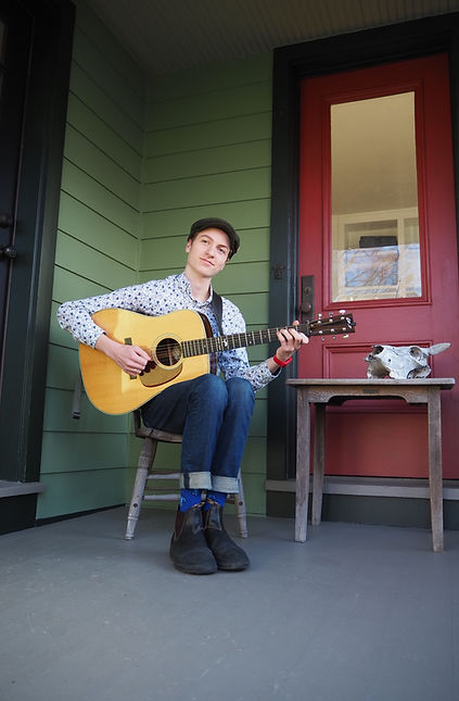 G guitar front porch.JPG