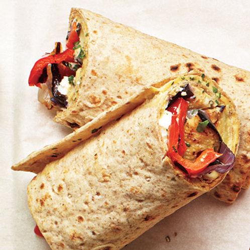 Veggie & Hummus Wrap