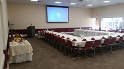 Faculty Center (Main Dining Room)