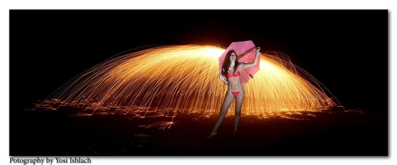 אפקטים של אש