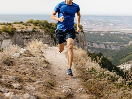 The benefits of trail running (and training variety) for race drivers