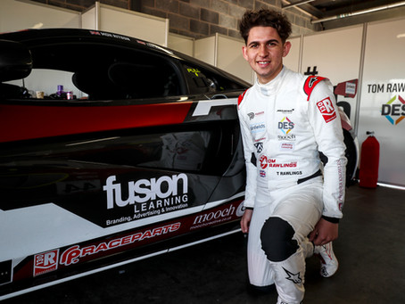 Tom Rawlings joins 2021 GT Cup grid with Paddock Motorsport
