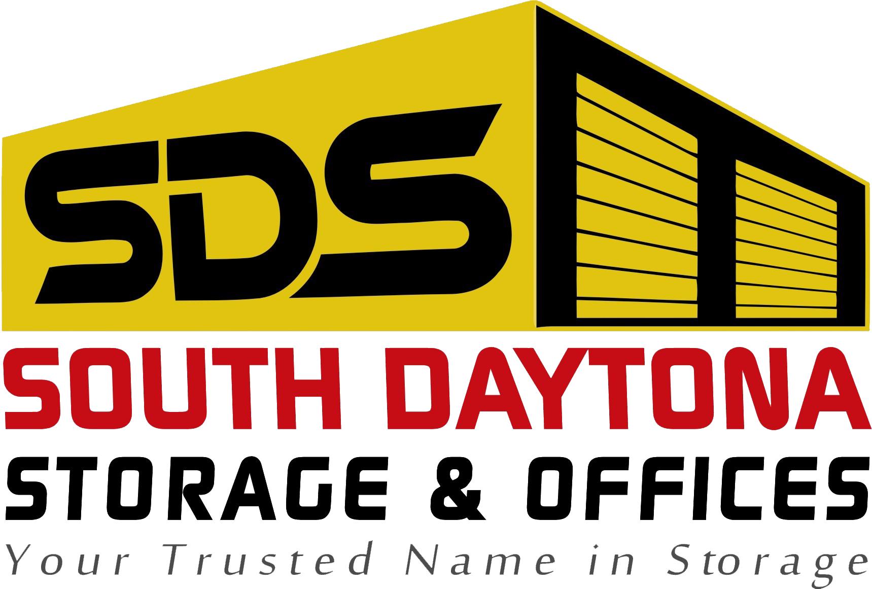 South Daytona Storage Logo