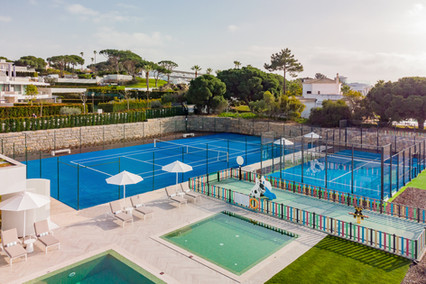 Residents Club Tennis & Padel Courts