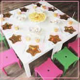 Kids table_Lalinda Feste