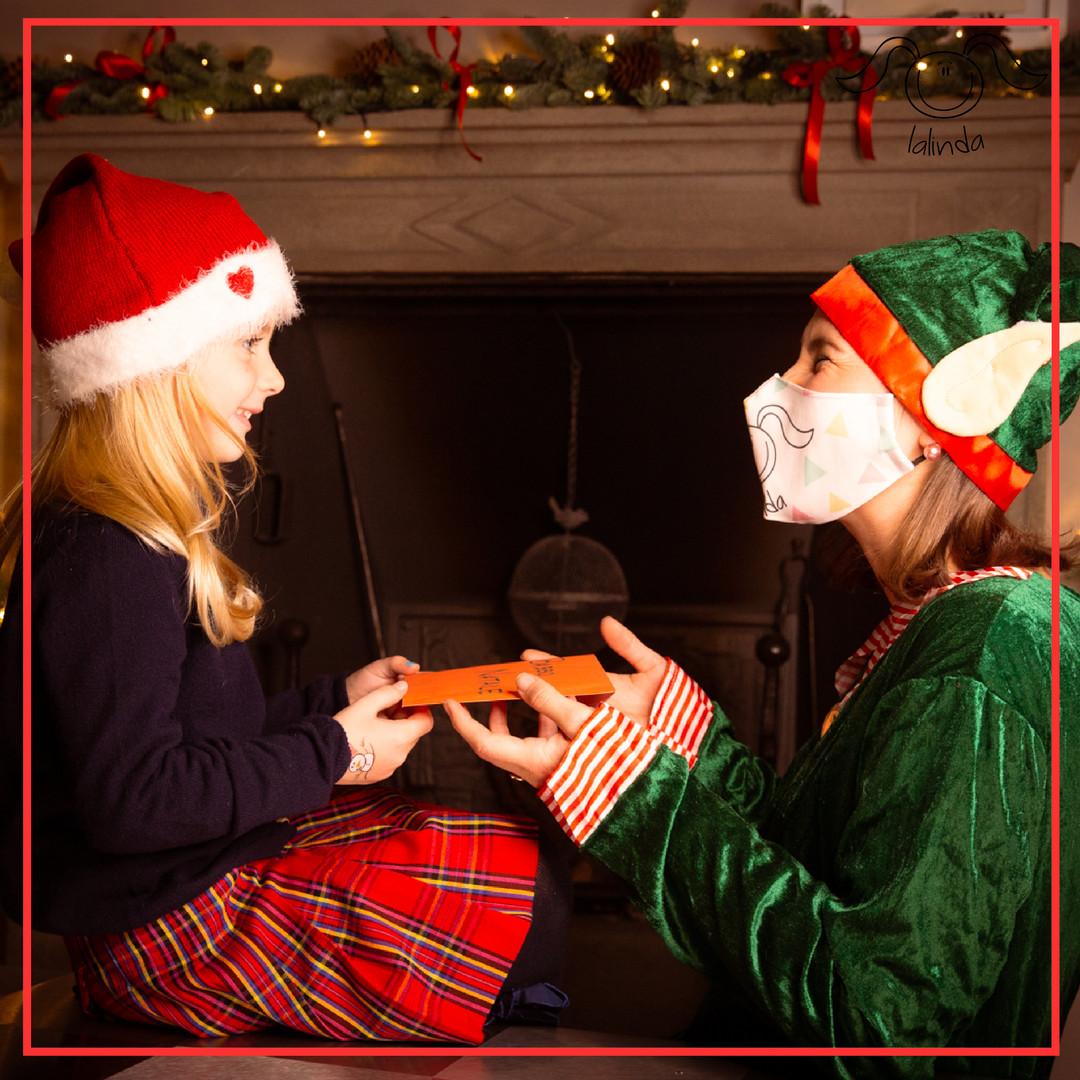 lalinda feste natal