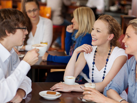 Networking or making friends? Try both at the same time!