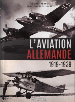 L'aviation allemande: 1919-1939