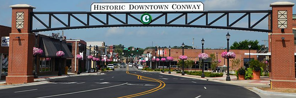 Accurate Imaging Historic Downtown Conway Photo