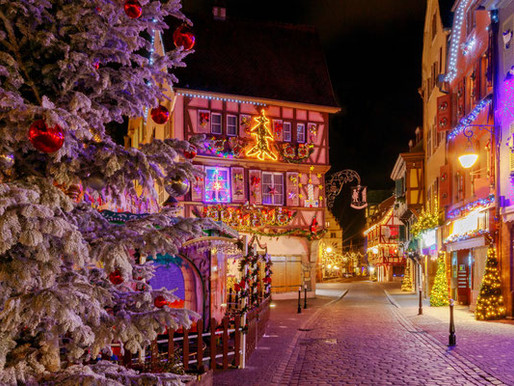 Five Must-See European Christmas Markets