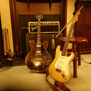 Guitars and Leads