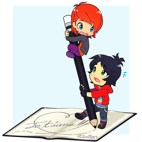 Marcaniel: Chibi Standee