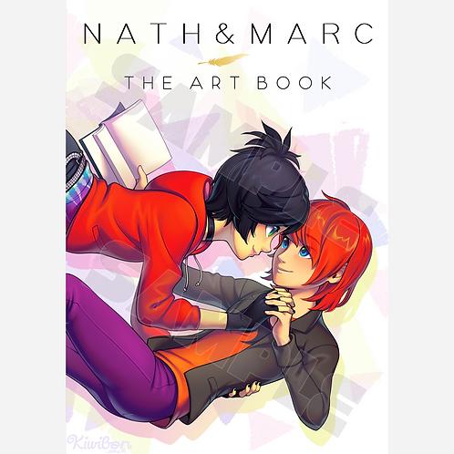 Marcaniel: Deluxe Artbook