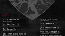 HEXHEART SPRING TOUR DATES ANNOUNCED! CO-HEADLINING WITH THE RAIN WITHIN!