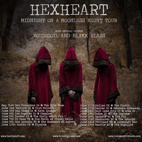 TOUR DATES ANNOUNCED!!!
