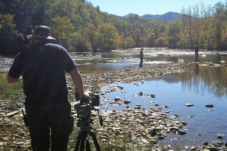 Guides and instructor for fly fishing to