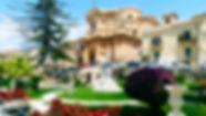 Noto, Siracusa, Sicilia, Italia, Igreja di S Domenico, Piazza XVI de Maio