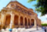 Noto, Siracusa, Sicilia, Italia, Palazzo Ducesio