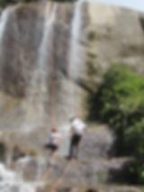 cachoeira da escada ubatuba rapel