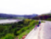 Caminho do Sol, Caminho de Santiago, Rio Tietê