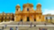 Noto, Siracusa, Sicilia, Italia, Duomo de Noto, Duomo di San Nicolo