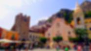 Sicilia, Taormina, Siracusa, Noto, Palermo, Cefalu, Catania, Piazza XI Aprile, Corso Umberto