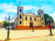 Caminho do Sol, Caminho de Santiago, trilhas de bike, Cabreuva, Igreja matriz de cabreuva