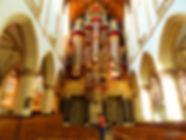 Haarlem, Holanda, Amsterdam, Catedral de Saint Bavo, Saint Bavo