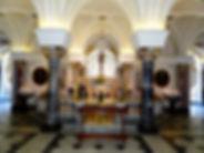 Interior da Basílica de S Antonino
