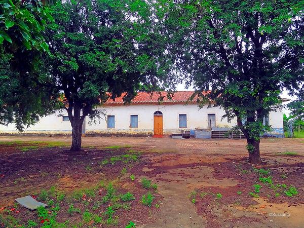 Caminho do Sol, Caminho de Santiago, passeio de bike, Elias Fausto, casa de Assis Chateubriand