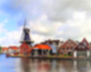 Haarlem, Holanda, Amsterdam, Moinho de Adriaan, Museu moinho de Adriaan