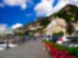 Amalfi, Costa amalfitana, Piazza Flavio Gioia
