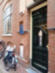 Haarlem, Holanda, Amsterdam, Museu Corrie ten Boom, O Refúgio Secreto