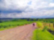 Caminho do Sol, Caminho de Santiago, passeio de bike,