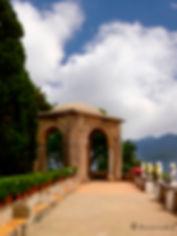 Ravello, Terraza dell'Infinito, Villa Cimbrone