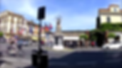 Piazza Tasso a principal praça de Sorrento
