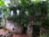ruínas lagoinha ubatuba museu histórico Washington de Oliveira