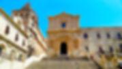 Noto, Siracusa, Sicilia, Italia, Chiesa di San Francesco all'Immacolata
