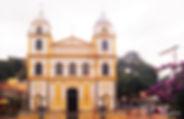 Caminho do Sol, Caminho de Santiago, Santana de Parnaiba, Igreja Matriz de Santana de Parnaiba