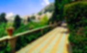 Sicilia, Taormina, Siracusa, Noto, Palermo, Cefalu, Catania, jardim público, villa comunale
