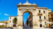 Noto, Siracusa, Sicilia, Italia, Royal Gate
