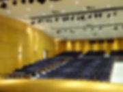 Teatro de Ubatuba fechado sem AVCB