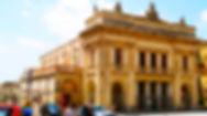 Noto, Siracusa, Sicilia, Italia, Teatro de Noto